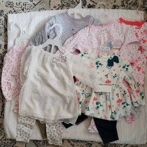 Lot Baby Girl clothes